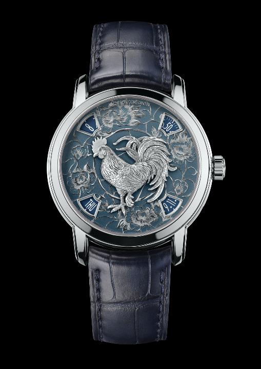 VACHERON CONSTANTIN : La Légende du zodiaque chinois, l'année du coq L_860711