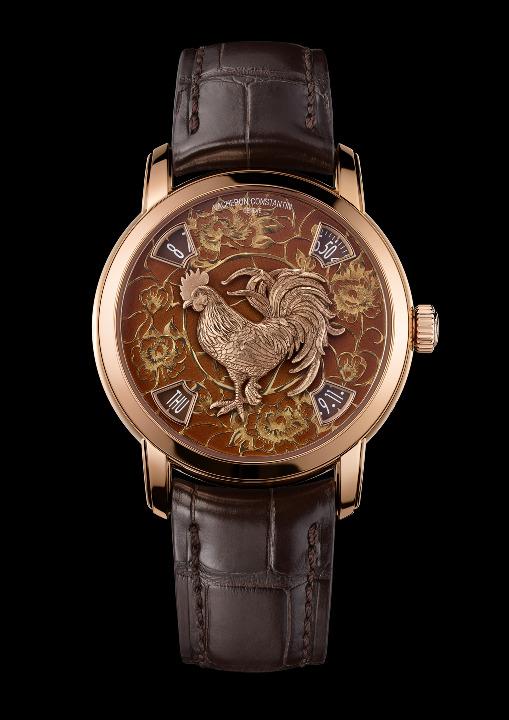 VACHERON CONSTANTIN : La Légende du zodiaque chinois, l'année du coq L_860712