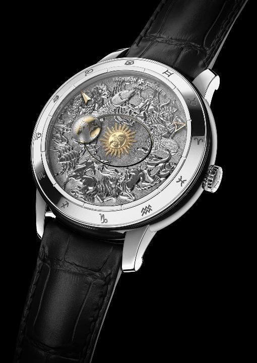 VACHERON CONSTANTIN : Métiers d'Art Copernic sphères célestes 2460 RT L_vach10