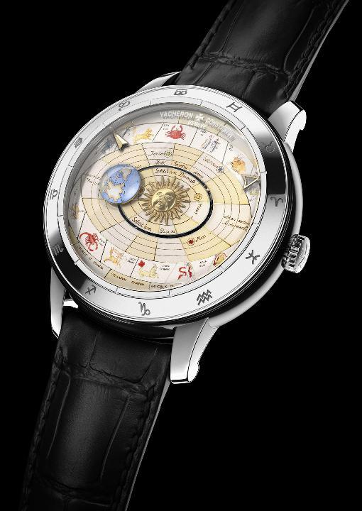 VACHERON CONSTANTIN : Métiers d'Art Copernic sphères célestes 2460 RT L_vach11