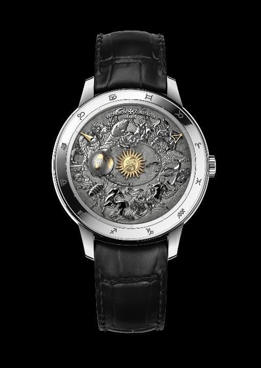 VACHERON CONSTANTIN : Métiers d'Art Copernic sphères célestes 2460 RT L_vach13
