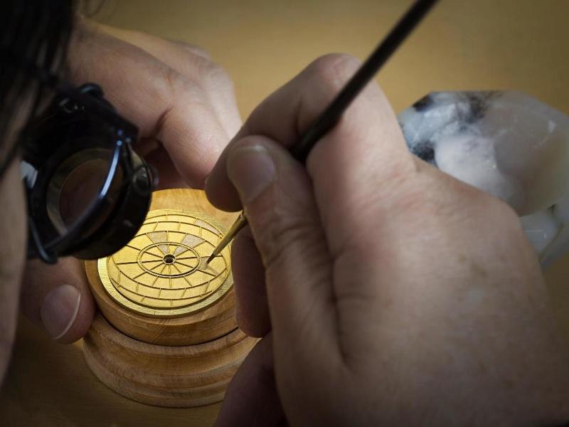 VACHERON CONSTANTIN : Métiers d'Art Copernic sphères célestes 2460 RT L_vach19