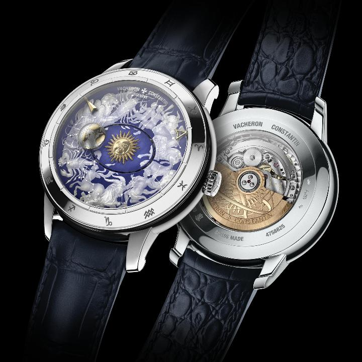VACHERON CONSTANTIN : Métiers d'Art Copernic sphères célestes 2460 RT L_vach22