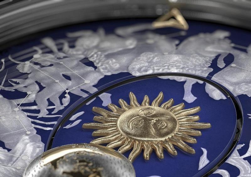 VACHERON CONSTANTIN : Métiers d'Art Copernic sphères célestes 2460 RT L_vach23