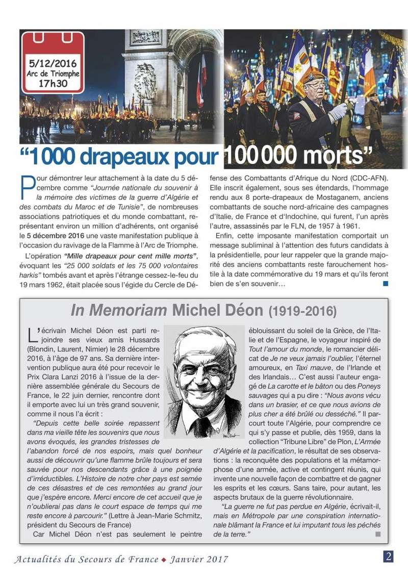 SECOURS DE FRANCE et les 1000 drapeaux 2017_l11