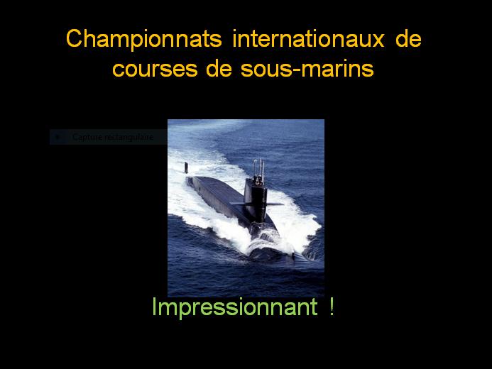 Course de sous marins Champi10