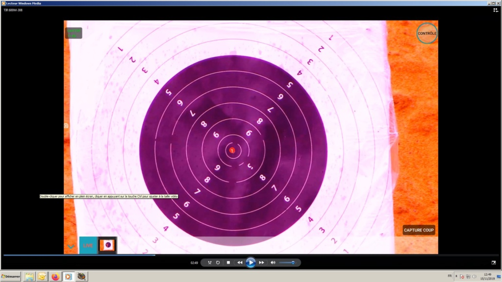 logiciel Bulleye Target 600_me10