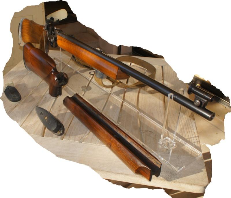 Remise a neuf carabine BSA  Image114