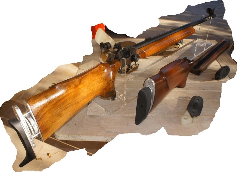 Remise a neuf carabine BSA  Image115