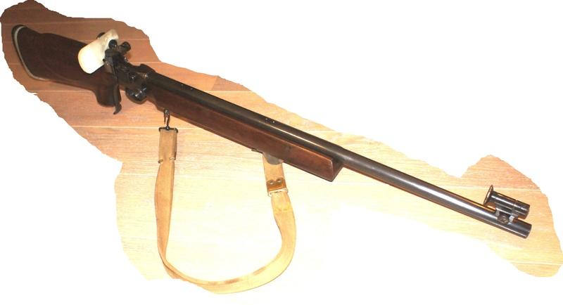 Remise a neuf carabine BSA  Image410