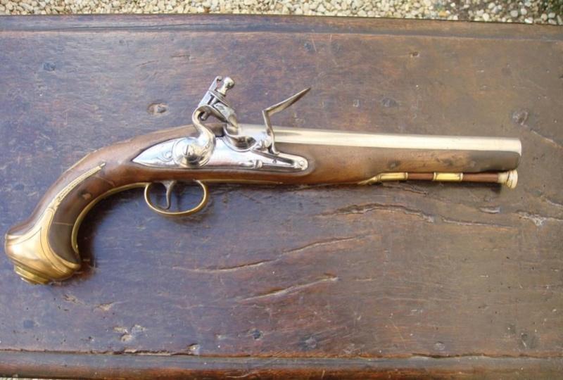 heylin - Pistolet à silex Joseph Heylin Coty_d12