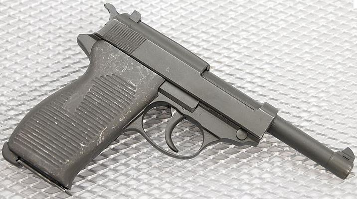 Walther P38 code SVW45 - Mauser - Page 2 Grey_g10