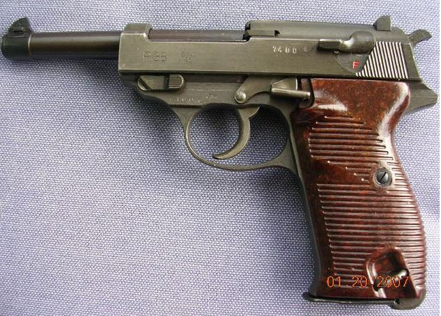Walther P38 code SVW45 - Mauser - Page 2 Phosph10