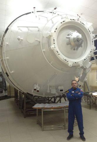 NEM-1 - Le module russe pour l'ISS 15578610