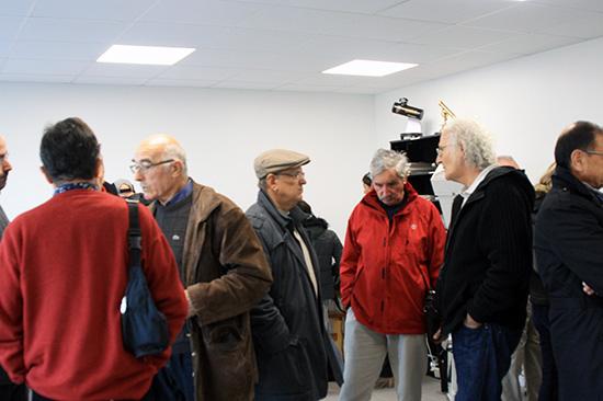 Inauguration des nouveaux locaux du club VEGA DE LA LYRE 516