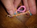 Méthodes esthétiques pour commencer/terminer vos bracelets 2013-012