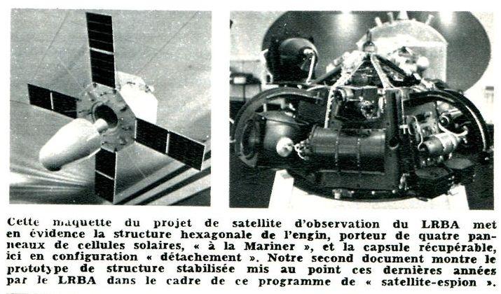 Les satellites français de reconnaissance Am_19710