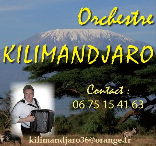 CHATEAUROUX - Orchestre KILIMANDJARO (musette et variété) Kilim_10