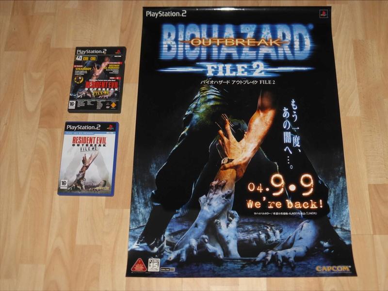 Les PLV et Posters Promo Jap!  Capcom12