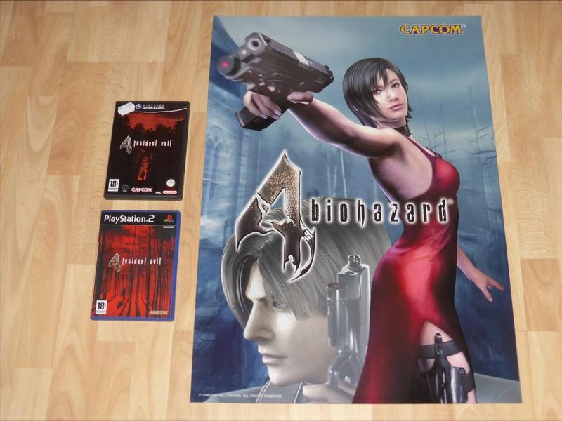 Les PLV et Posters Promo Jap!  Capcom15