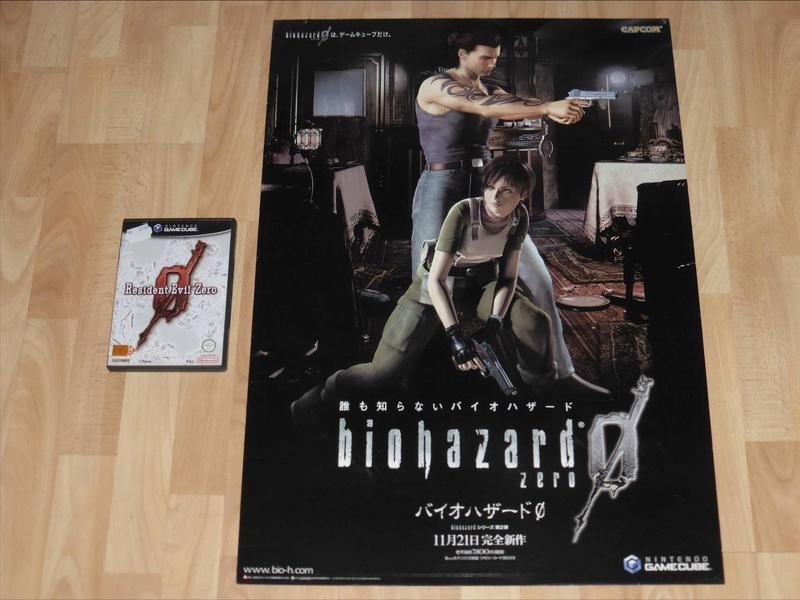 Les PLV et Posters Promo Jap!  Capcom17