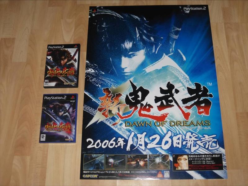 Les PLV et Posters Promo Jap!  Capcom26