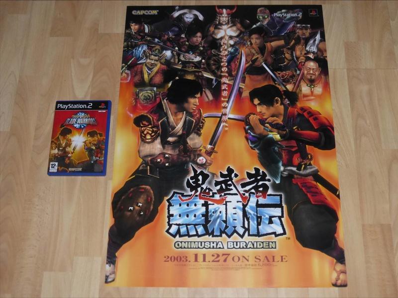 Les PLV et Posters Promo Jap!  Capcom27