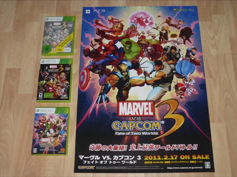 Les PLV et Posters Promo Jap!  Capcom31