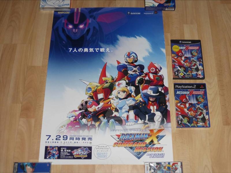 Les PLV et Posters Promo Jap!  Capcom35