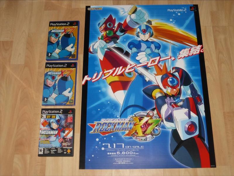 Les PLV et Posters Promo Jap!  Capcom36