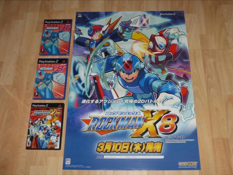 Les PLV et Posters Promo Jap!  Capcom38