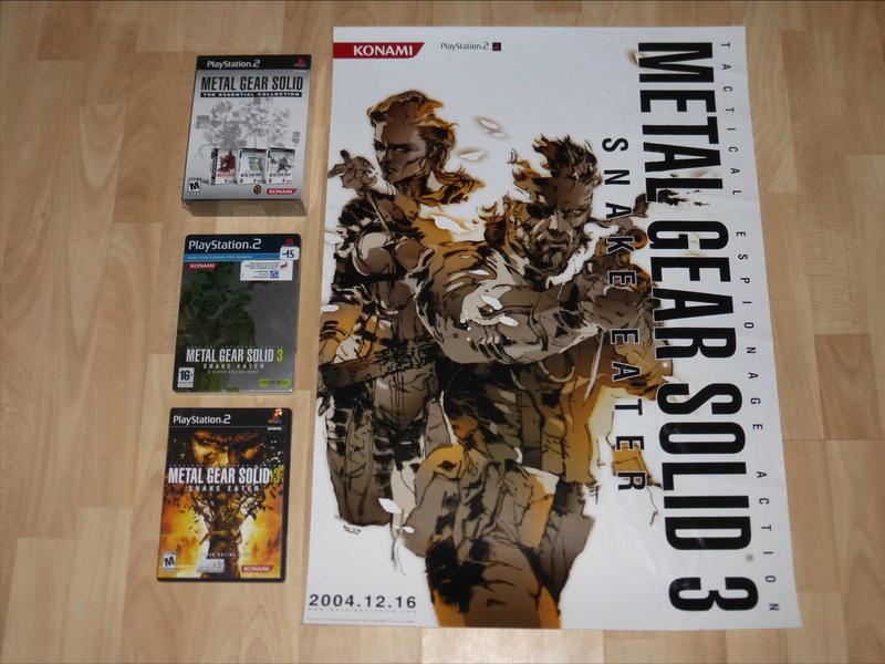 Les PLV et Posters Promo Jap!  Konami10