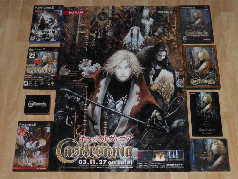 Les PLV et Posters Promo Jap!  Konami19