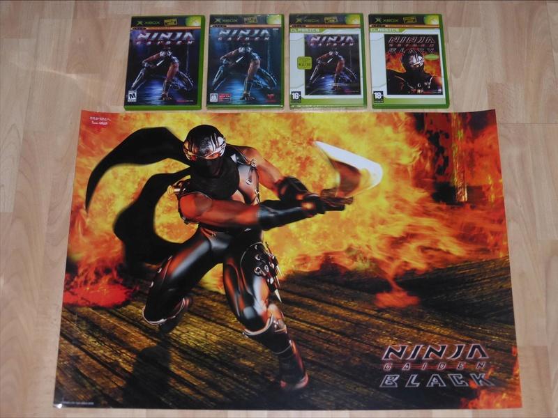 Les PLV et Posters Promo Jap!  - Page 2 Tecmo_10
