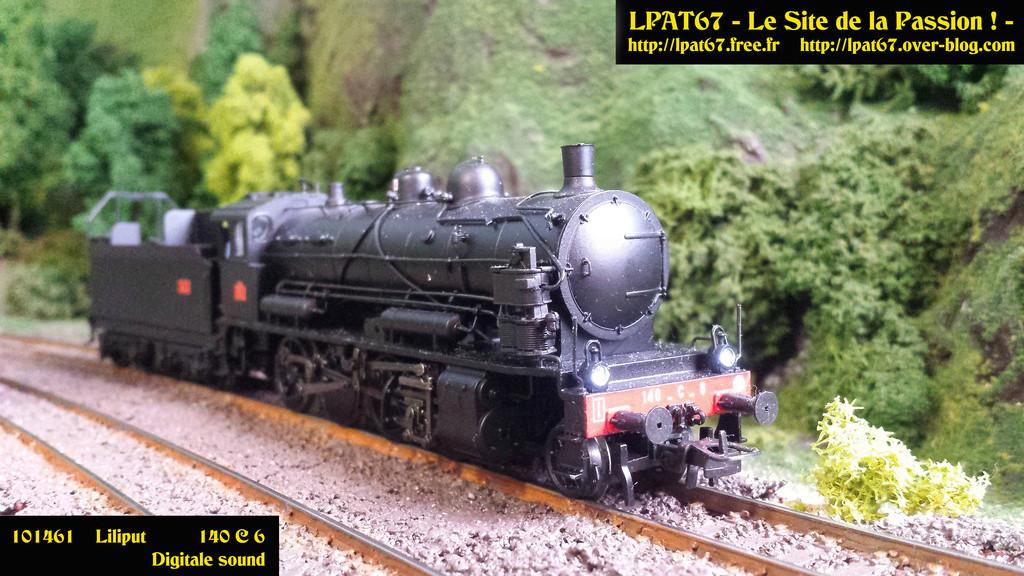 Mes locomotives à vapeur.. Lilliput Lilipu10