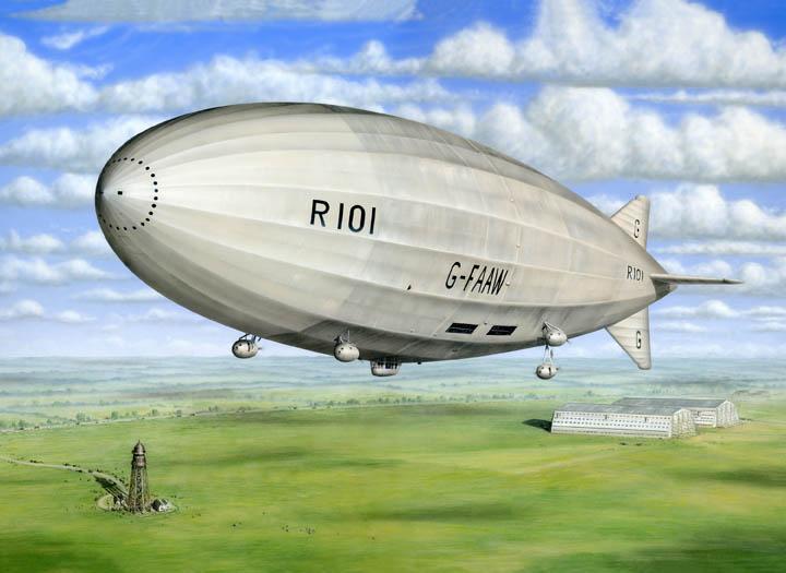 """La bande-son de la CFDM : """"Empire of the clouds"""" R10110"""