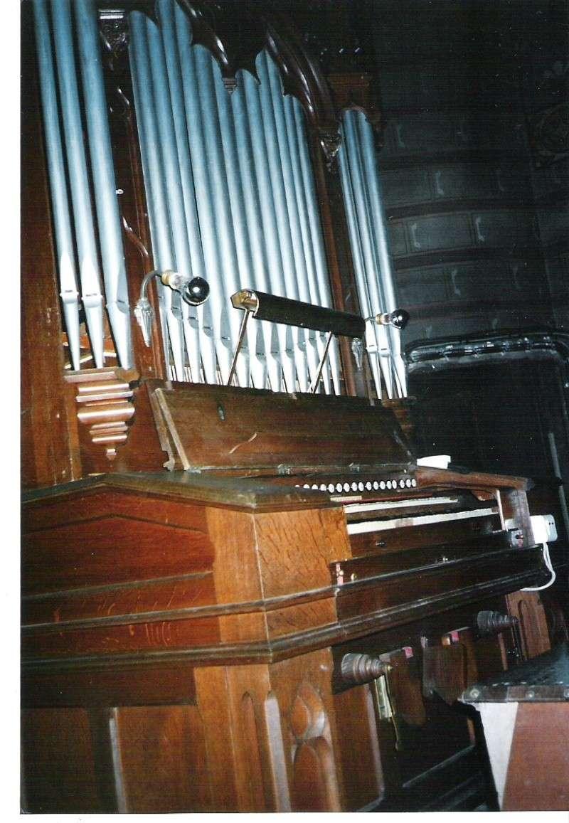 Instruments monumentaux avec façade de tuyaux Dumont10