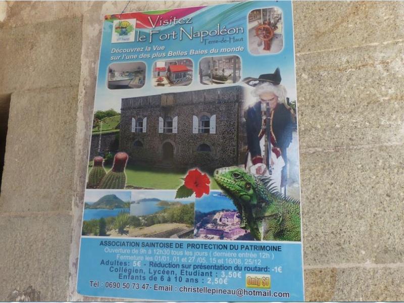 Lipette : Voyage en Guadeloupe 3010