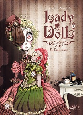 Lady Doll - Tome 1: La poupée intime [Vassella, Daniele & Penco Sechi, Beatrice] Lady_d10