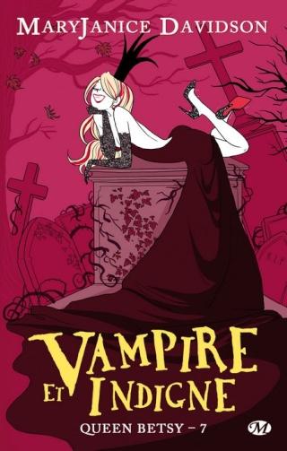 [Davidson, MaryJanice] Queen Betsy - Tome 7: Vampire et indigne Vampir10