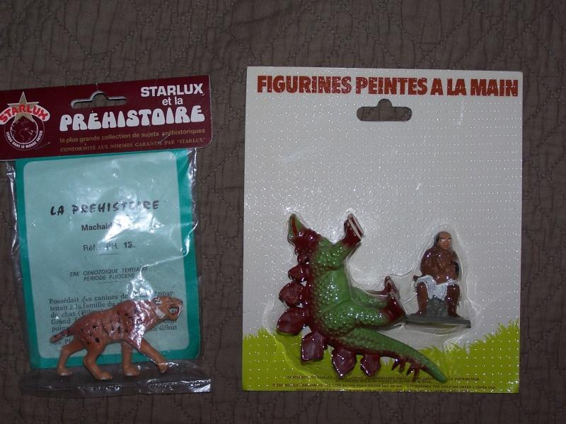 Les figurines Starlux : préhistoire, animaux, soldats etc... 100_5916