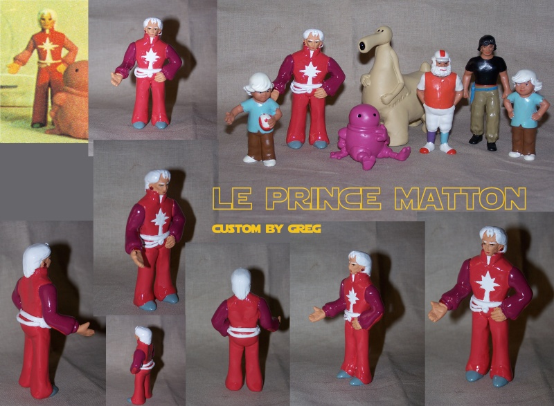 [Custom]   Greg the toymaker ! (MAJ). Matton10