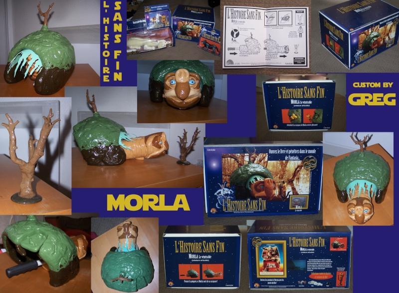 [Custom]   Greg the toymaker ! (MAJ). Morla_10