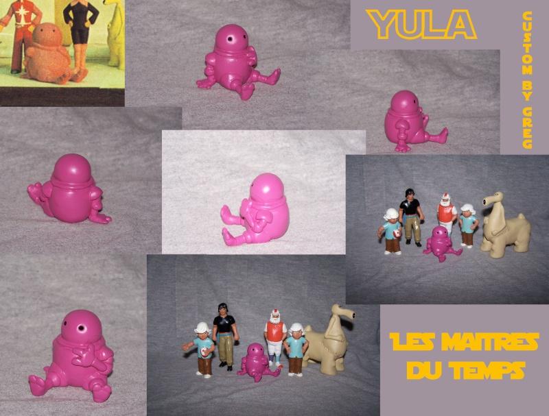 [Custom]   Greg the toymaker ! (MAJ). Yula10