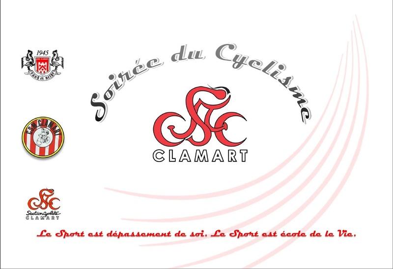 Fête de Notre Club le CSM Clamart Cyclisme Samedi 12 Novembre 2016 Invita13