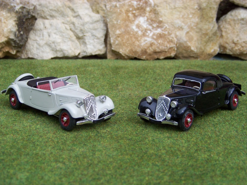 """Citroën 11 cv """"Traction avant"""" cabriolet et faux cabriolet 100_6515"""