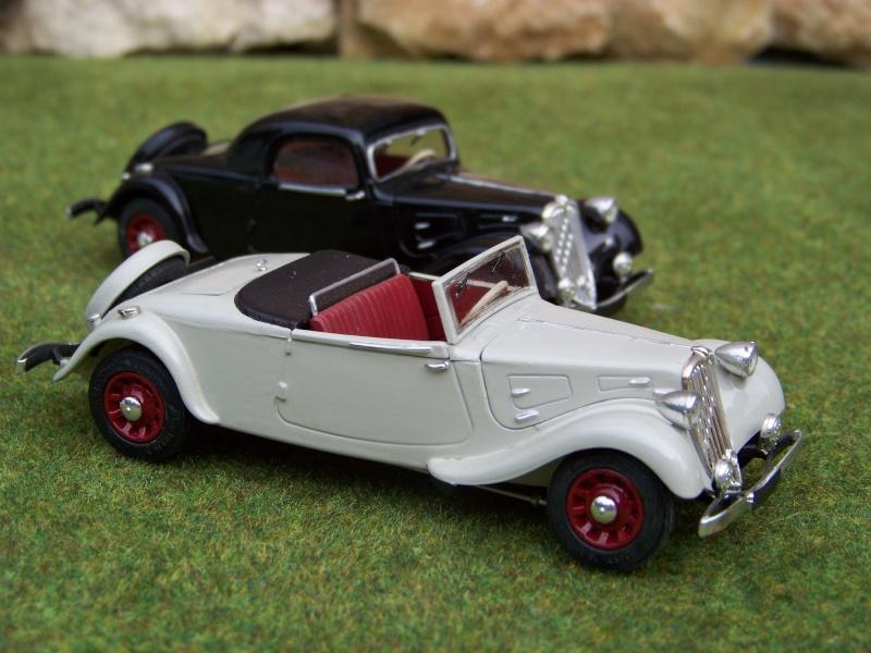 """Citroën 11 cv """"Traction avant"""" cabriolet et faux cabriolet 100_6516"""