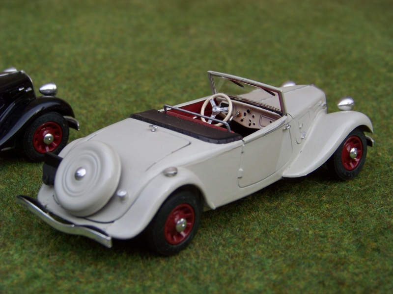 """Citroën 11 cv """"Traction avant"""" cabriolet et faux cabriolet 100_6517"""