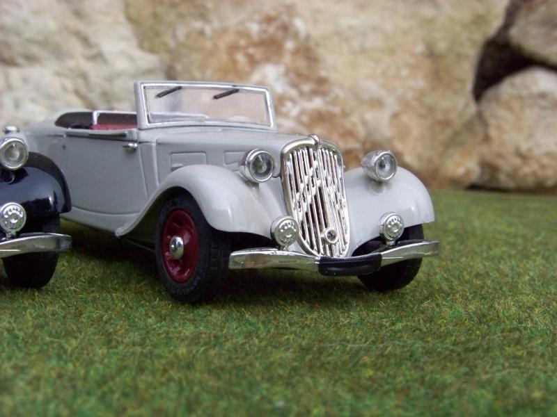 """Citroën 11 cv """"Traction avant"""" cabriolet et faux cabriolet 100_6519"""