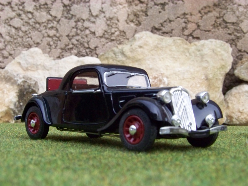 """Citroën 11 cv """"Traction avant"""" cabriolet et faux cabriolet 100_6520"""